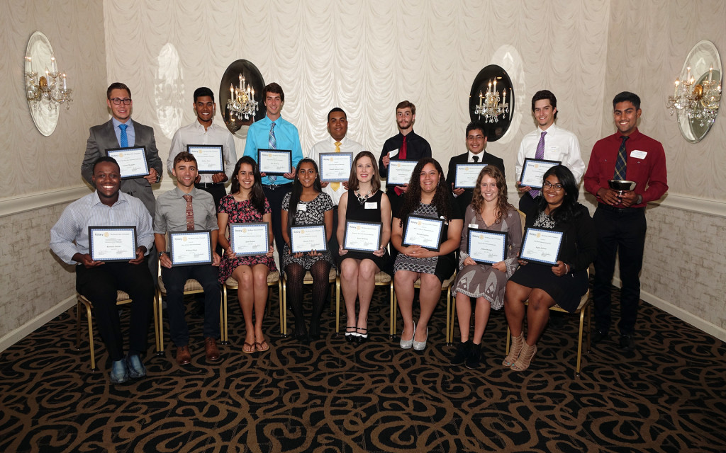 The Rotary Club of Vineland Awarded $22,500 in Scholarships to area students